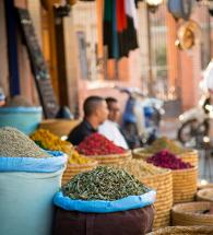 Marrakech comme un local